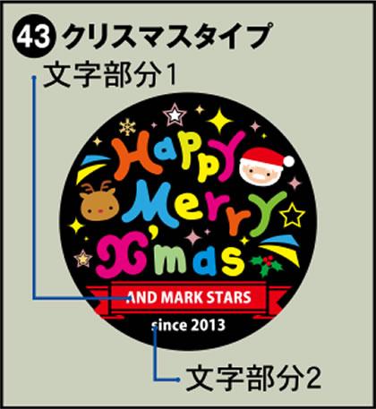 43-クリスマスタイプ