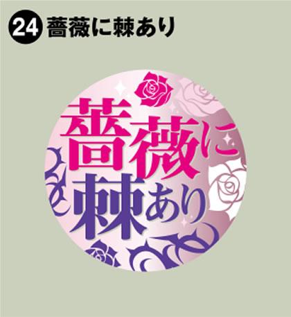 24-薔薇に棘あり