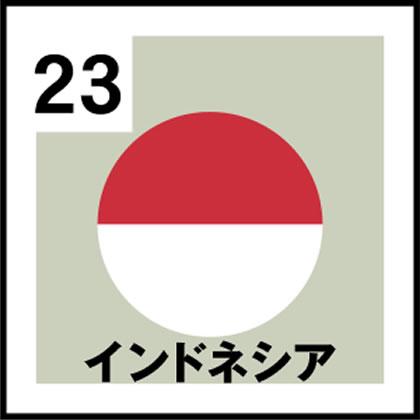 23-インドネシア