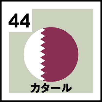 44-カタール