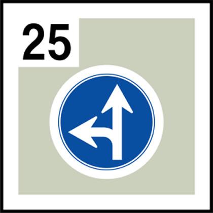 25-道路標識