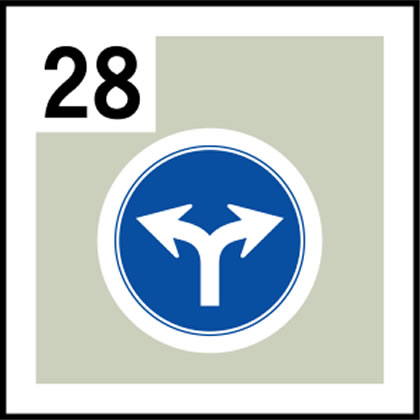 28-道路標識