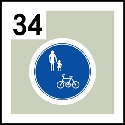 34-道路標識