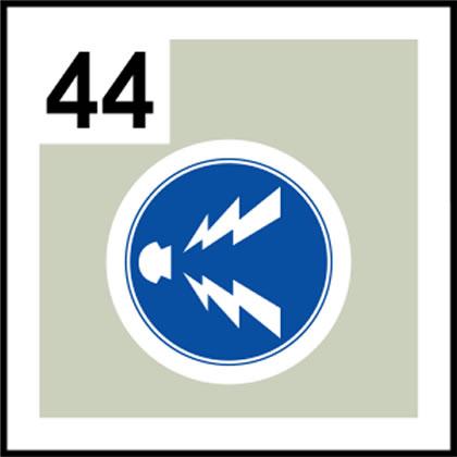 44-道路標識