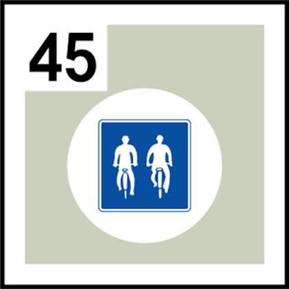 45-道路標識