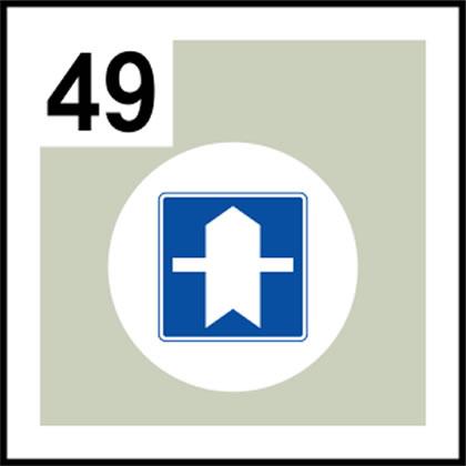 49-道路標識