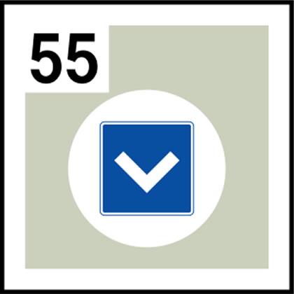 55-道路標識
