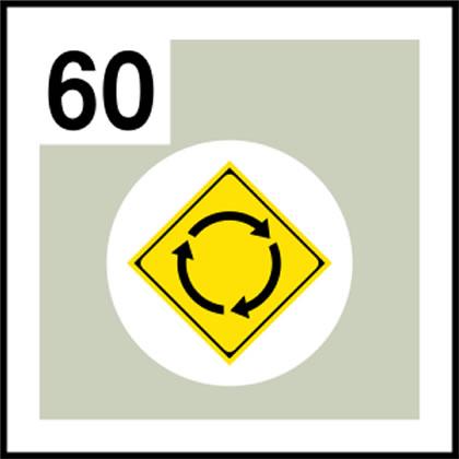 60-道路標識