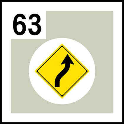 63-道路標識