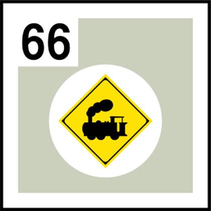 66-道路標識