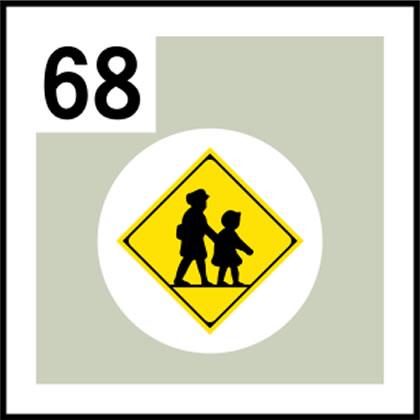 68-道路標識