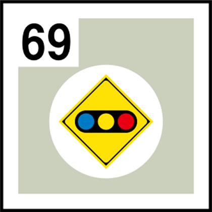 69-道路標識