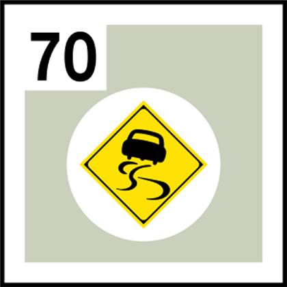 70-道路標識