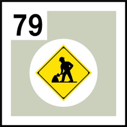 79-道路標識