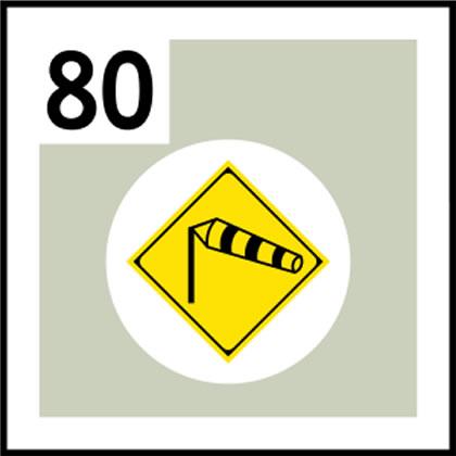 80-道路標識
