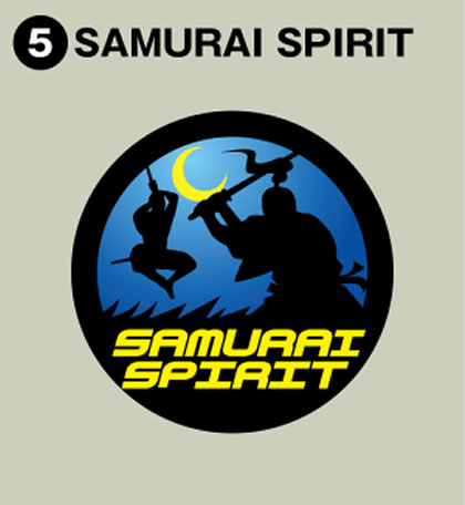 5-SAMURAI SPIRIT