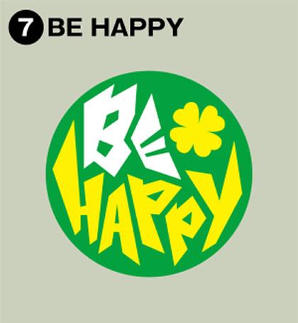7-BE HAPPY