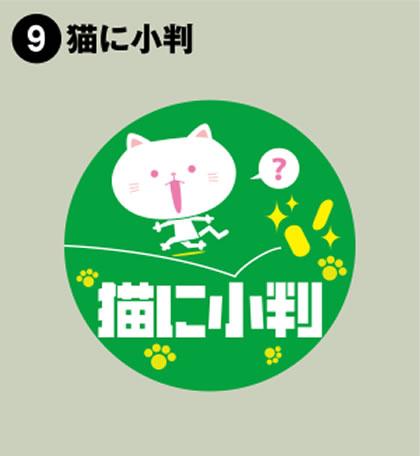 9-猫に小判