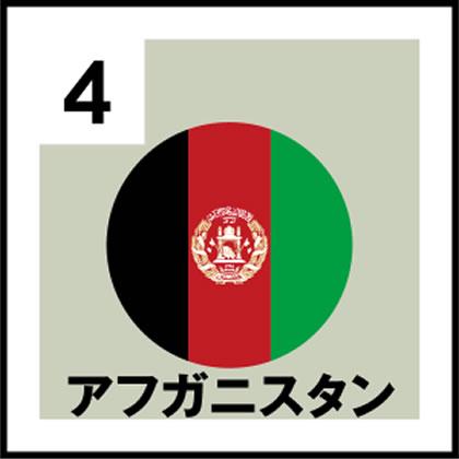 4-アフガニスタン