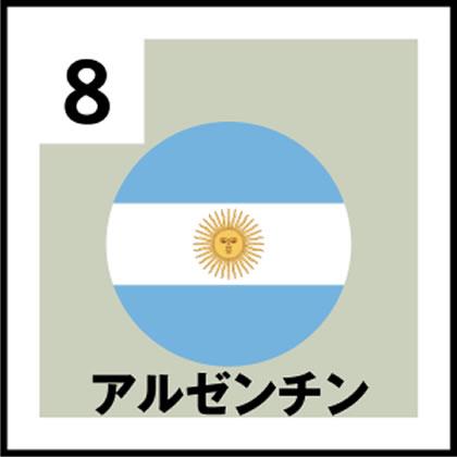 8-アルゼンチン