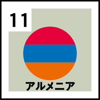 11-アルメニア