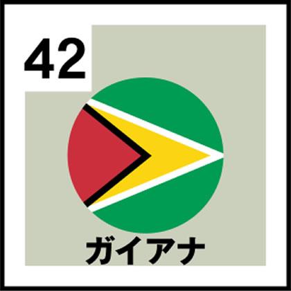 42-ガイアナ