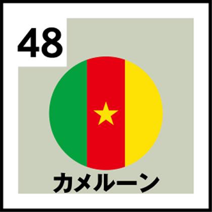 48-カメルーン