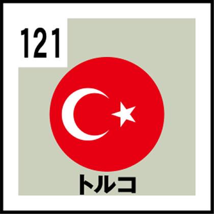 121-トルコ