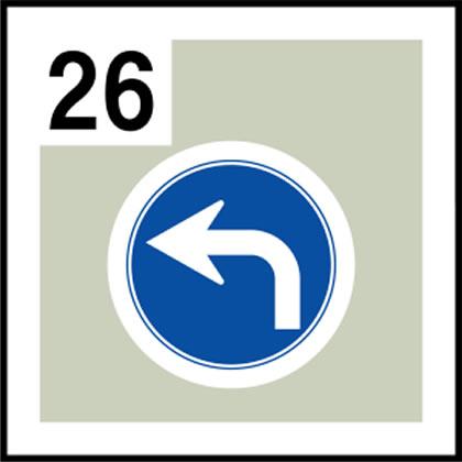 26-道路標識