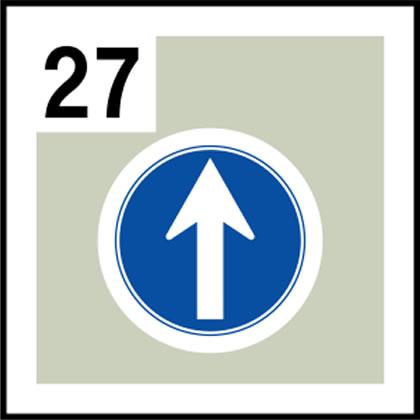 27-道路標識