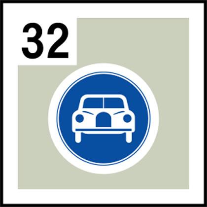 32-道路標識