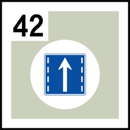 42-道路標識