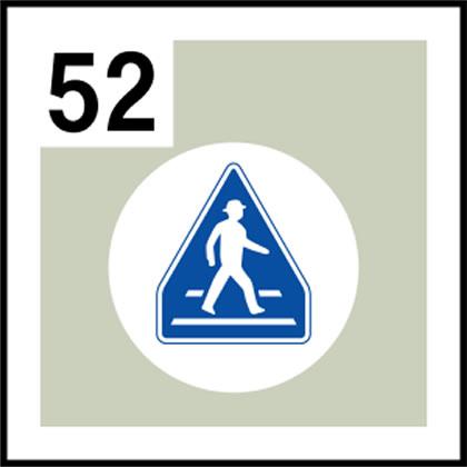 52-道路標識