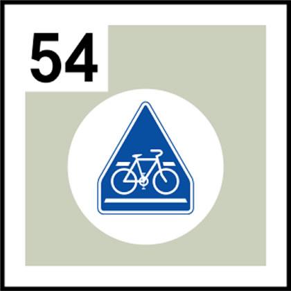 54-道路標識