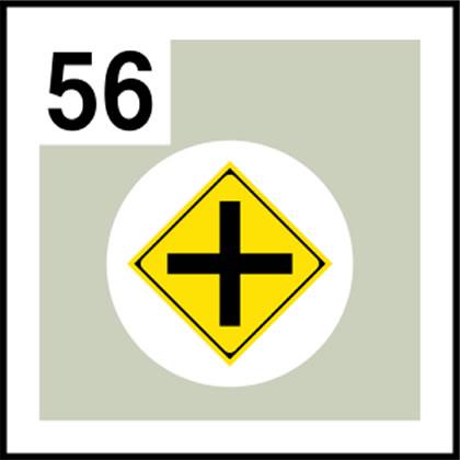 56-道路標識