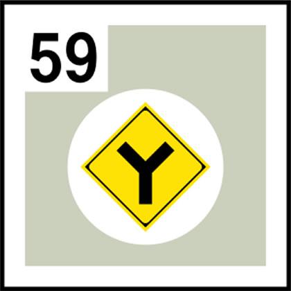 59-道路標識