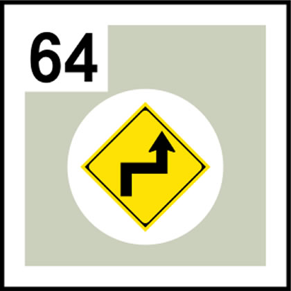64-道路標識