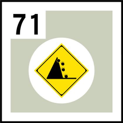 71-道路標識