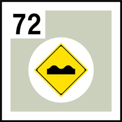 72-道路標識