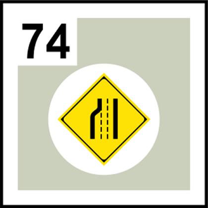 74-道路標識