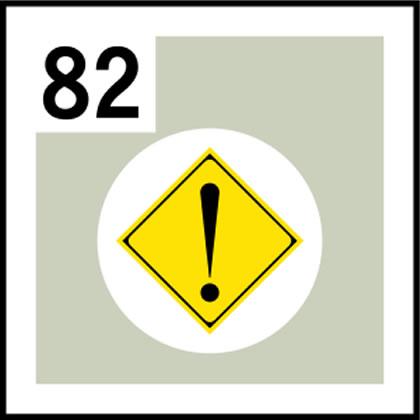 82-道路標識